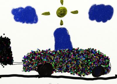 Los coches contaminan